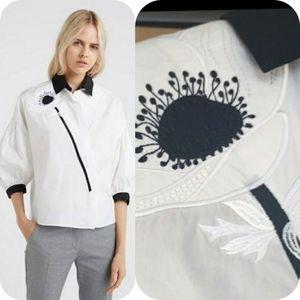 MaxMara sofocle oversized blouses